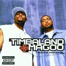 Timbaland & Magoo Indecent proposal (2001)  [CD]