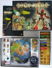 Jumba 00747 Lego Bionicle - le Jeu de Société Allemand Emballage D'Origine