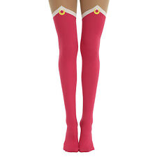 Sailor Moon Outfit 1 Pairs Of Tights Medium To Large NEW Clothing Cosplay