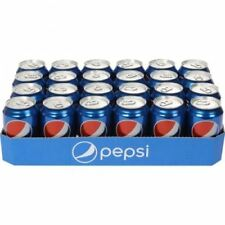 Pepsi Soft Drink Regular 330ML CANS Pack of 24