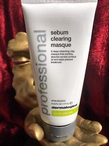 Dermalogica Sebum Clearing Masque 6 oz  SEALED!