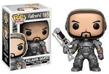 Funko - POP Games: Fallout - Paladin Danse #165 Vinyl Action Figure New In Box