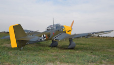 RC PLANE JU-87 STUKA ARF WARBIRD airplane without motor for adults