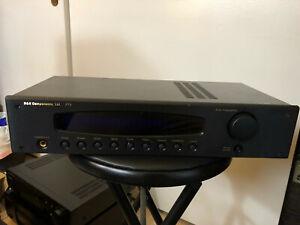 B & K Components PT5 Pre-Amp Receiver Power Vintage Audio RARE!!!