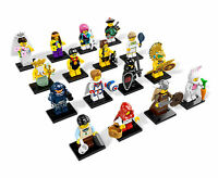 LEGO 8831 Complete Set of 16 Minifigures Series 7 New