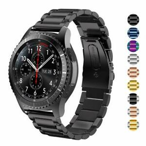 For Various SmartWatches Replacement Metal Stainless Steel Band Strap