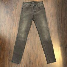 J brand jeans super skinny Night bird gray size 29 measuring 30W 30L