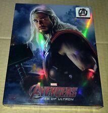 New Avengers Age of Ultron Blu-ray 3D+2D Fullslip Steelbook Novamedia Type C