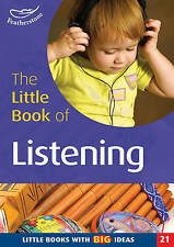 The Little Book of Listening: Little Books with Big Ideas (Little Books), Good C