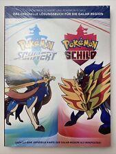 Pokemon Schwert und Schild Lösungsbuch