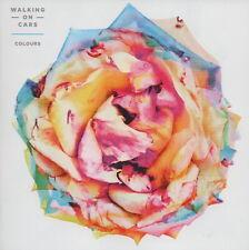 WALKING ON CARS - Colours - CD album