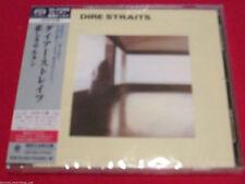 DIRE STRAITS - SELF TITLED - S/T - JAPAN JEWEL CASE SACD SHM CD - UIGY-9634