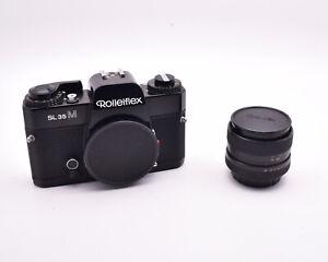 Rollei Rolleiflex SL35M 35mm Film Camera with Planar 50mm f/1.8 Lens  (#8836)