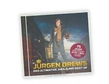 JÜRGEN DREWS - Das ultimative Jubiläums-Best-Of Neu Ovp