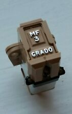 GRADO MF-3 cartridge with Nearly New GRADO GOLD stylus