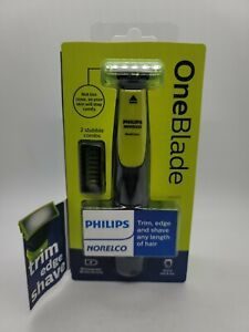 Brand New Philips Norelco One Blade QP2510 -Face trimmer and shaver.