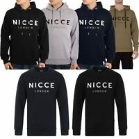NICCE London Hoodies & Sweatshirts Original Logo Assorted Fit Styles