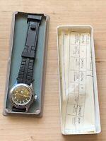 Vintage soviet russian mechanical watch Vostok cal. 2409A, USSR, 1990s