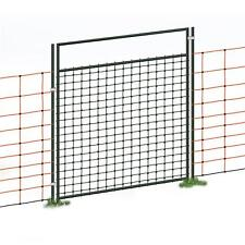 H:105cm VOSS.farming Door Electric Fence Netting Poly Sheep Goat Poultry Chicken
