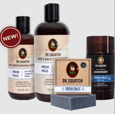 Dr.Squatch Fresh Falls Bundle Made in USA