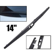 """14"""" Rear Windscreen Wiper Blade For Hyundai Tucson Toyota Corolla Verso E120"""