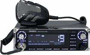 Uniden BearTracker 885 Hybrid CB Radio Digital Police Scanner w/GPS & Antenna