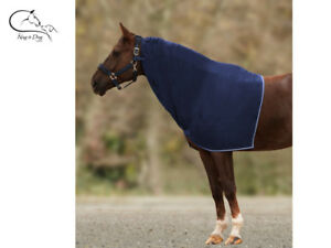 Waldhausen Fleece Hood, Neck Cover, Mane Protection Cob, Full FREE DELIVERY