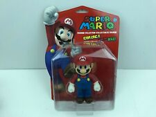 "SUPER MARIO ""MARIO"" 5 inch FIGURINE COLLECTION NINTENDO 2009 ACTION FIGURE"