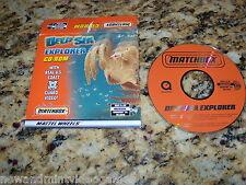 Matchbox Deep Sea Explorer (PC) Game (Near Mint)