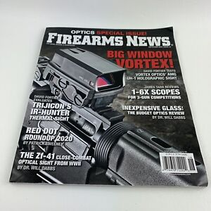 Firearm News September 2020 Optics Special Issue Back Issue