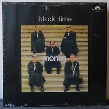 MONKS 'Black Time' Vinyl LP NEW/SEALED