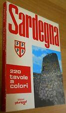 LORETTA SANTINI - SARDEGNA - 220 TAVOLE A COLORI - 1977 PLURIGRAF -    6/17