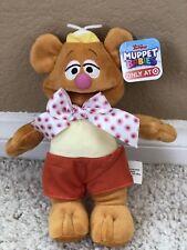 Disney Junior Muppet Babies Target Exclusive Plush Fozzie the Bear 2018