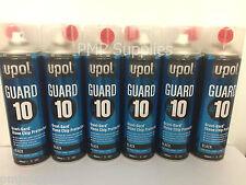 UPol Davids Guardia #10 gravi-Gard Antigravilla negro nuevo gravigard X 6