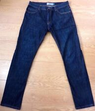 NEXT Est 1982 Quality Denim Goods Men's Selvedge Slim Fit Jeans Size 32R