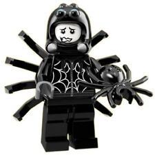 Lego Minifigure - CMF Series 18 - No. 9 Spider Suit Boy - no leaflet mini fig