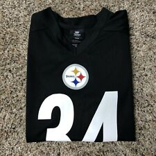 Pittsburgh Steelers Mendenhall 34 Youth NFL Team Apparel Jersey Large 14-16