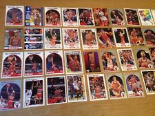 Job Lot of Chicago Bulls NBA Basketball TRADING CARDS INC JORDAN/PIPPEN
