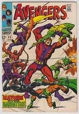 L6706: Avengers #55, Vol 1, F/VF Condition