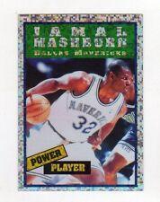 figurina - BASKETBALL BASKET PANINI 1995 95/96 - numero 139 JAMAL MASHBURN