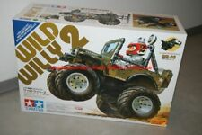 "Tamiya 58242 1/10 RC Wild Willy 2"" 2 WD"""