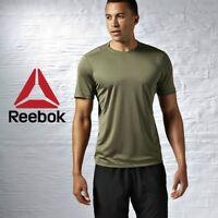 Reebok Crossfit Mens Short Sleeve Fitness Tee Shirt Training Top Gym Free Post