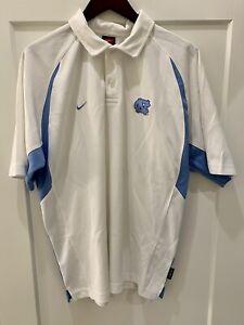 Vintage North Carolina Tar Heels Nike Polo (L)
