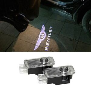 Car door LED Light For Bentley Dedicated Laser Projector logo
