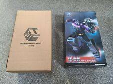 Transformers Transform Element TE-01E Op Leader / Shattered Glass Optimus Prime