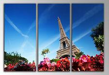 Cuadro Moderno Fotografico Paris Francia base madera, 87 x 62 cm  ref. 26106