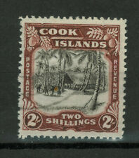Cook Islands - Local Motives (2Sh) Used, 280