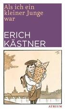 Als ich ein kleiner Junge war von Erich Kästner (2011, Kunststoff-Einband)