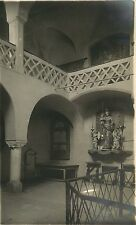 VIPITENO STERZING ITALY RATHAUS REAL PHOTO POSTCARD 1920s