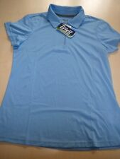NEU Crivit Outdoor tolles Damen Funktionsshirt Gr. S 36 / 38 hellblau Poloshirt